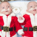 Born at only 23 weeks … adorable twins