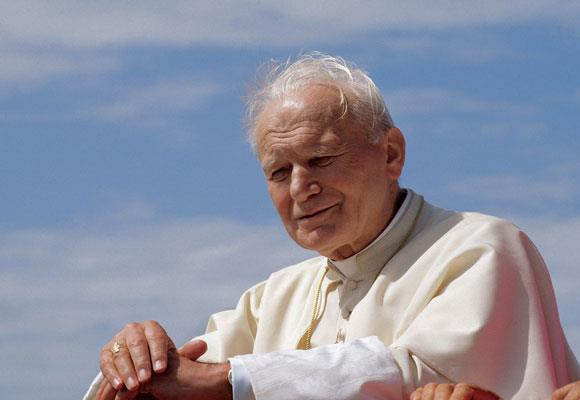 It is Jesus in fact that you seek.... (John Paul II)