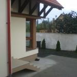 esterno della nuova casa di Freidorf