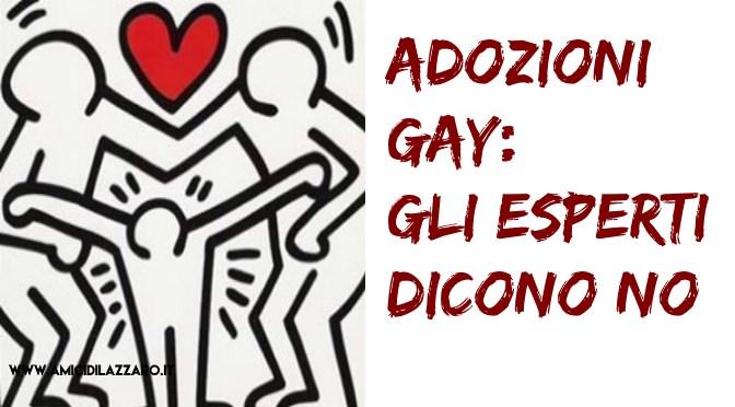 Adozioni gay: gli esperti dicono no
