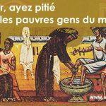 Seigneur, ayez pitié de tous les pauvres du monde (Raoul Follereau)
