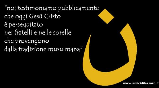 Musulmani convertiti a Cristo, malvisti dalla Umma e dalle comunita' cristiane