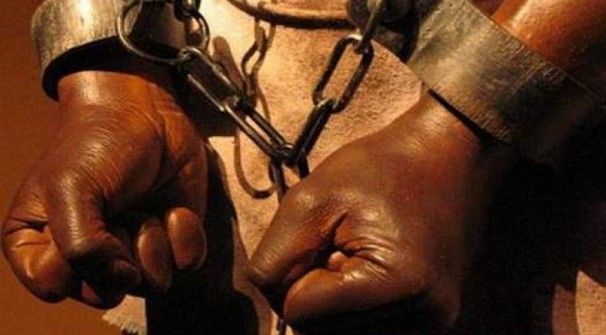 Nigeria caught in new slavery: sex for export, let's say NO!