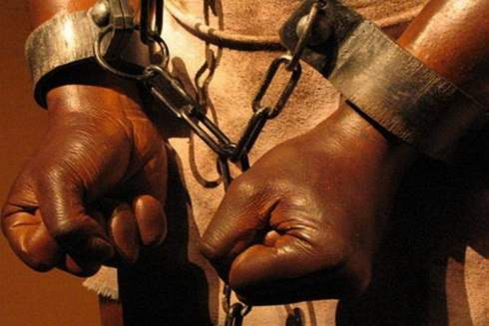 Chains-of-Slavery