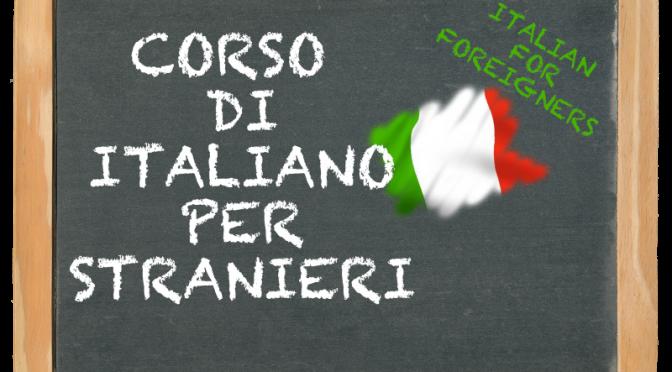 Corso estivo di lingua italiana per donne e ragazze