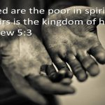 Blessed are the poor in spirit – Isaac of Stella