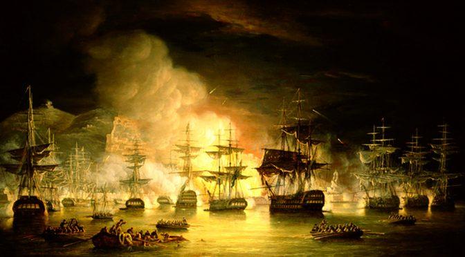 200 anni fa i marines sconfissero i pirati di Algeri