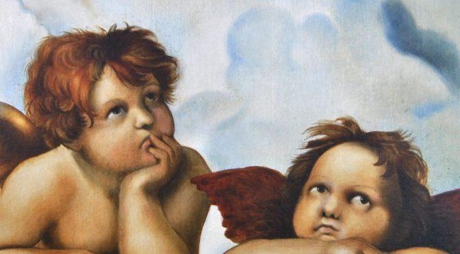 Il ritorno degli angeli tra devozione e mistificazione (Marcello Stanzione)