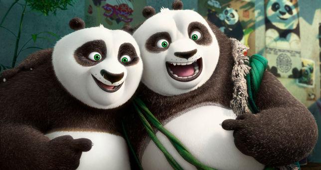 Il segreto di Kung Fu Panda 3? La paternita'…