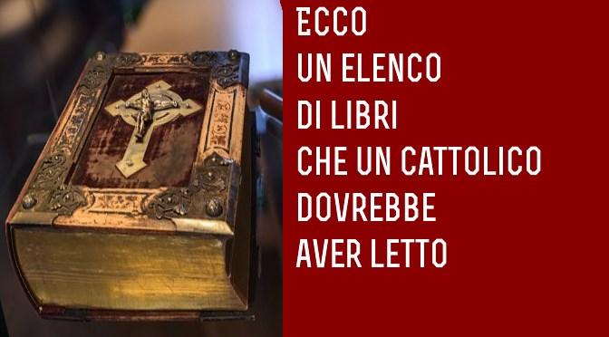 Libri cattolici da non perdere