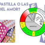 25. ¿La pastilla o las etapas del amor?