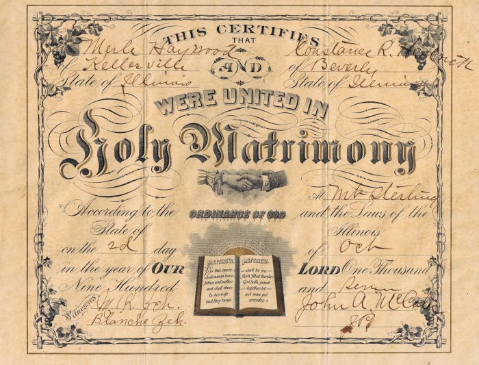 Marriage-Certificate-via-Knick-of-Time
