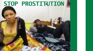 STOP PROSTITUTION