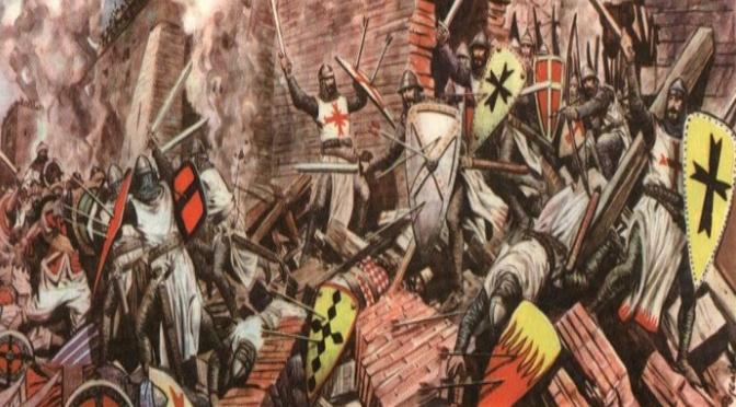 Il jihad e la crociata: guerre sante asimmetriche