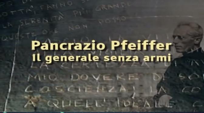 """Padre Pfeiffer, """"un generale senza armi"""", guidò la rete di assistenza ai perseguitati"""