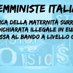 Le femministe italiane contro l'utero in affitto