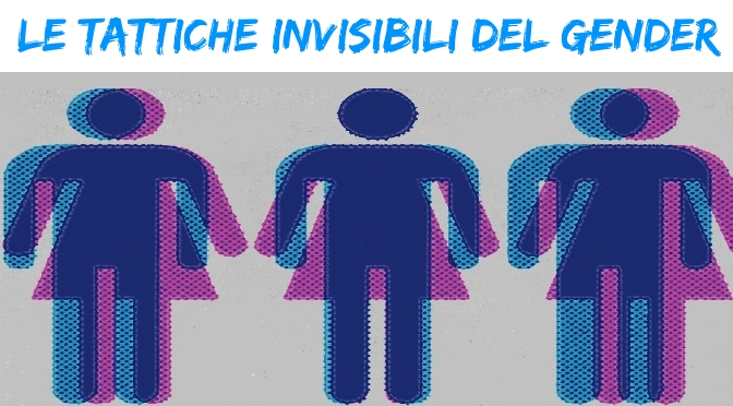 Tattica dell'ideologia gender