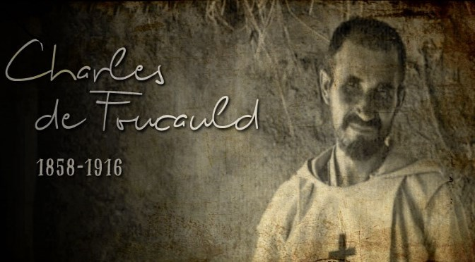 Citations de Charles de Foucauld