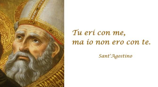Tardi ti amai (Sant'Agostino)