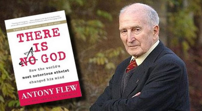 Filosofo ateo riconosce l'esistenza di Dio