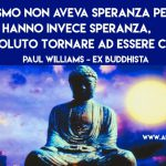 Il filosofo Williams: la conversione dal buddhismo al cattolicesimo