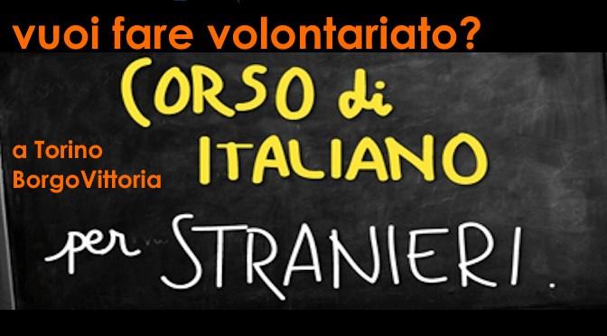 Insegnare l'italiano per integrare. Cerchiamo volontari (tanti)