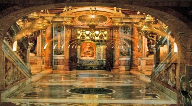 A Roma c'è la tomba di Pietro (Marta Sordi)