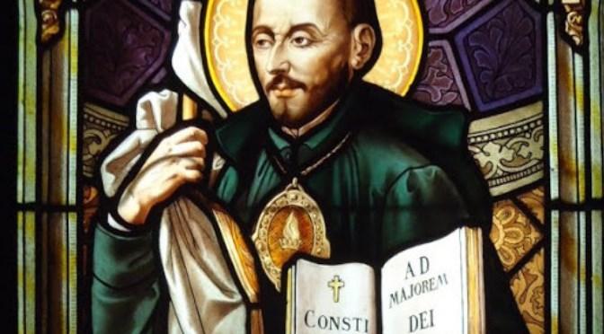 Biografia di Sant'Ignazio di Loyola
