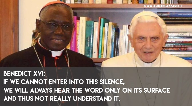 A new text from Benedict XVI (Easter 2017)
