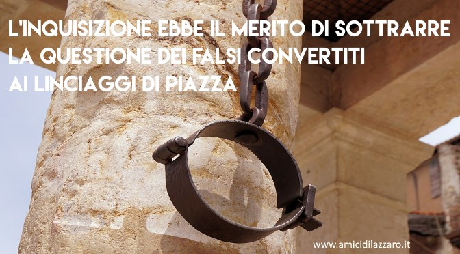 Storia. L'Inquisizione spagnola (17)