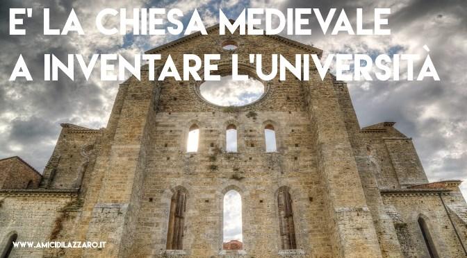 L'opera della Chiesa nella storia (12)