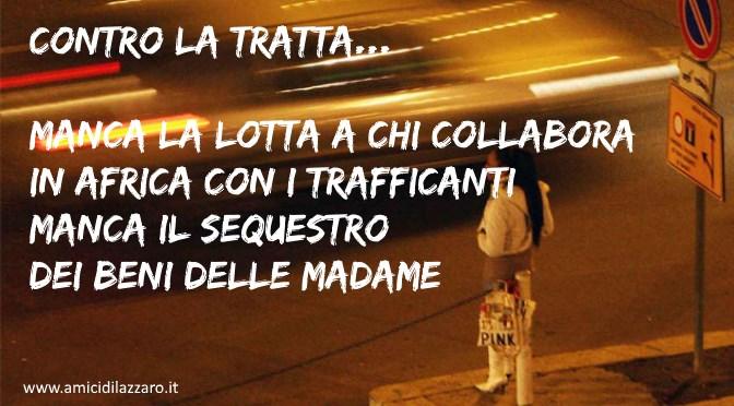 Luoghi di prostituzione e luoghi d'uscita: il caso di Torino
