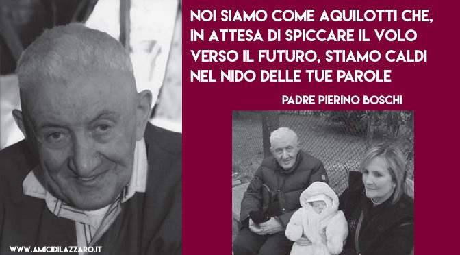 Padre Boschi, grande confessore, grande insegnante
