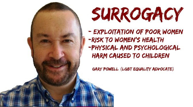 Surrogacy: An LGBT Equality Advocate's Perspective