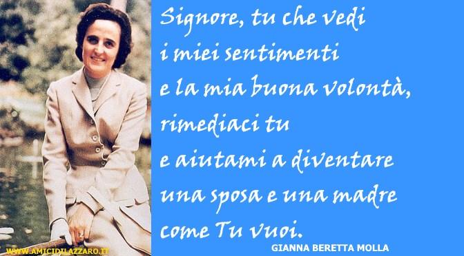 Gianna Beretta Molla, vivere con fede e morire con gioia