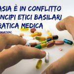 L'eutanasia è incompatibile con i medici