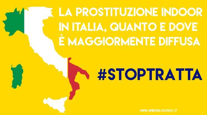 "La ricerca sulla ""Prostituzione Indoor in Italia"""