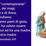 Benedetto XVI sul Natale