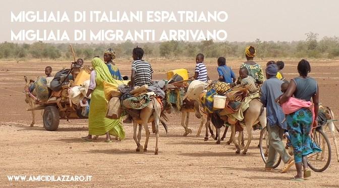 Italia: da Paese di migranti a Paese di asilo