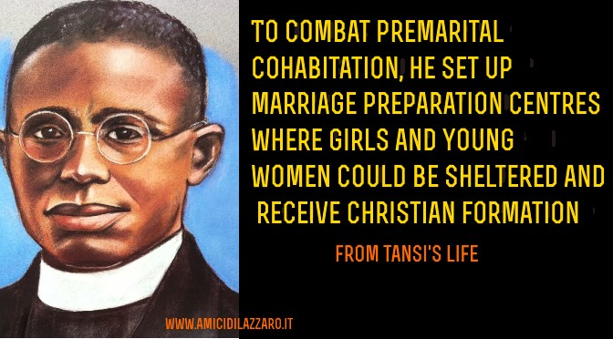 Blessed Cyprian Michael Iwene Tansi