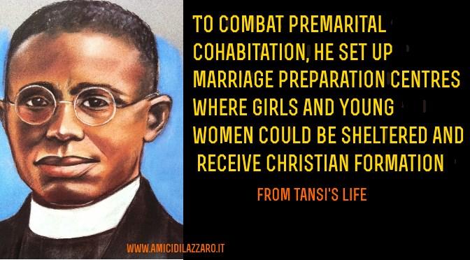 Blessed Cyprian Michael Iwene Tansi