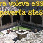 Madonna Povertà (dai Fioretti di Santa Chiara)