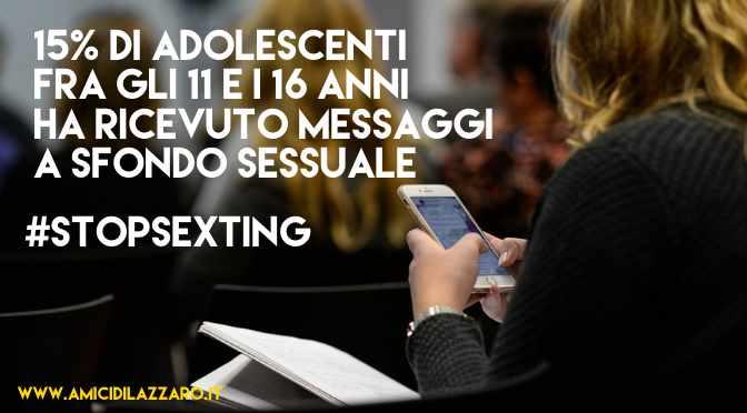 I numeri sul fenomeno del sexting: la letteratura internazionale