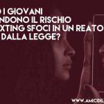 Una ricerca qualitativa condotta in provincia di Varese sul tema del sexting