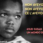 Il passaggio dalla fanciullezza all'età adulta in Sudan