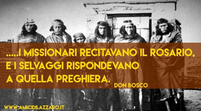 Un sogno missionario rivelatore (Don Bosco)