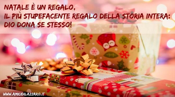 Natale, tempo di regali
