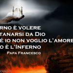 L'inferno spiegato da Papa Francesco (esiste)