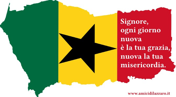 Preghiera Ghanese