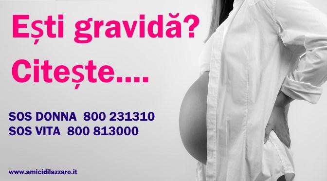 Ești gravidă? Citește….
